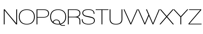 Walkway Upper SemiBold Font UPPERCASE