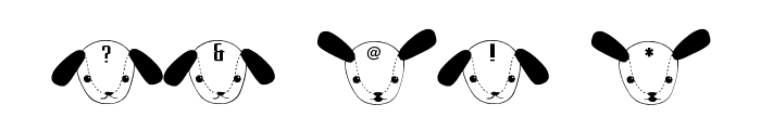 Wan Font Font OTHER CHARS