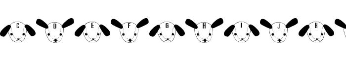 Wan Font Font UPPERCASE