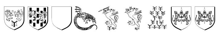 WappenAltUndNeu Font OTHER CHARS