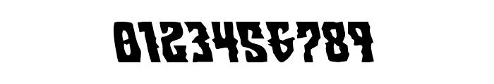 Warlock's Ale Leftalic Font OTHER CHARS