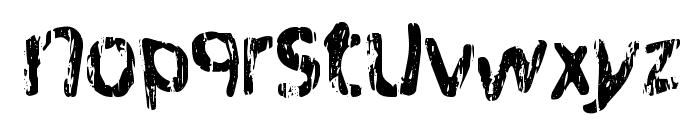Warpspeed 9 Font LOWERCASE