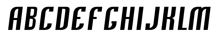 Warrior Sports Brand 1 Font LOWERCASE
