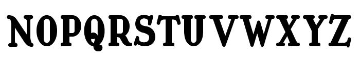 WaschkuecheGrob-Ultra Font UPPERCASE