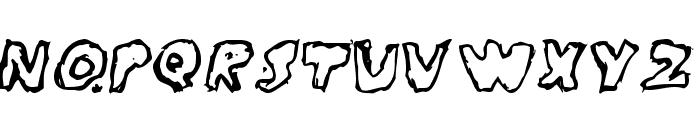 WatchBreaker Font UPPERCASE