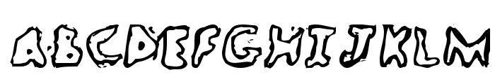 WatchBreaker Font LOWERCASE