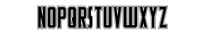 Watchtower Academy Regular Font UPPERCASE