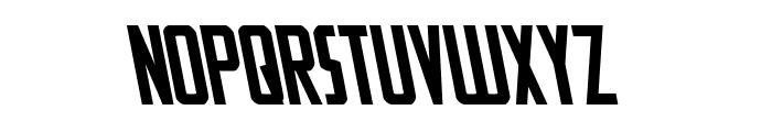 Watchtower Leftalic Font LOWERCASE