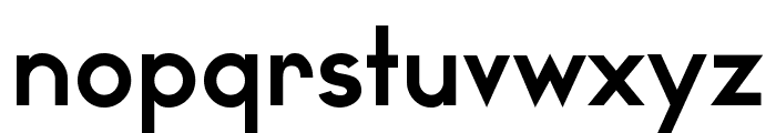 Watchword Bold Demo Font LOWERCASE