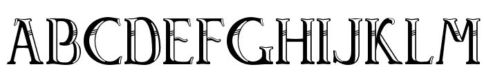 Watson Font LOWERCASE