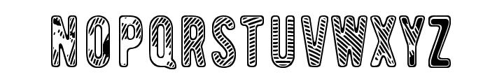 Waveternity Font LOWERCASE