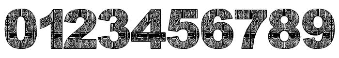 WayangObama Font OTHER CHARS