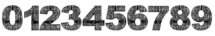 WayangObama2009 Font OTHER CHARS