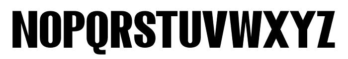 Wayland DEMO Regular Font UPPERCASE