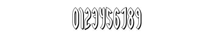 Wayward Shadow BRK Font OTHER CHARS