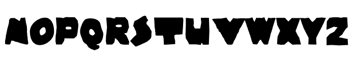 Wayzgoose Old Time Font UPPERCASE