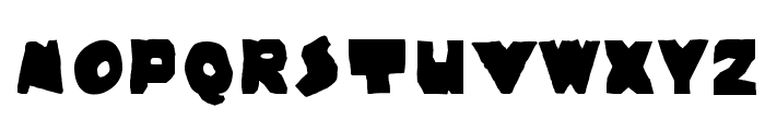 Wayzgoose PS Small Caps Font LOWERCASE