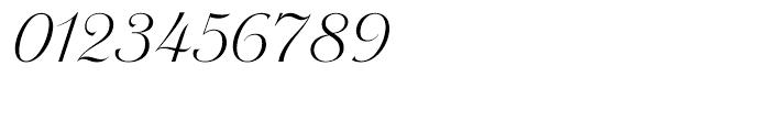 Wagner Script Regular Font OTHER CHARS
