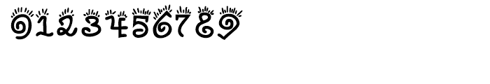 Waker Regular Font OTHER CHARS