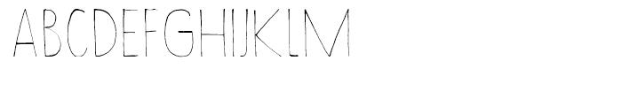 Wayang Regular Font LOWERCASE