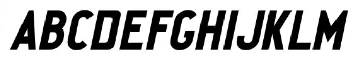 Washington Heights JNL Oblique Font LOWERCASE