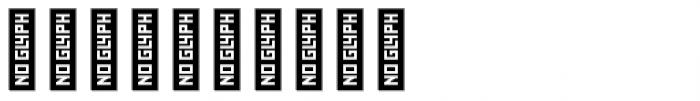 Waba Monogram Font OTHER CHARS