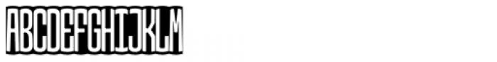 Waba Monogram Font UPPERCASE