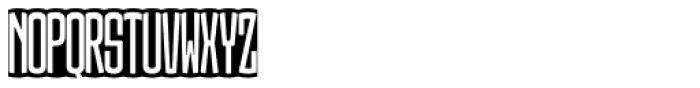 Waba Monogram Font LOWERCASE