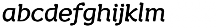 Wacca Bold Italic Font LOWERCASE