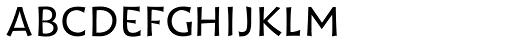 Wak Book Font LOWERCASE