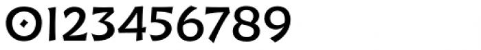 Wak Medium Font OTHER CHARS