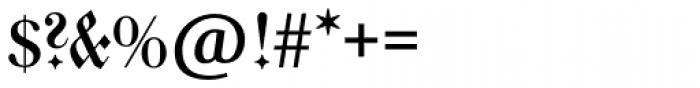 Walbaum Fraktur SH Regular Font OTHER CHARS