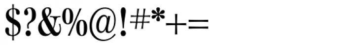 Walburn Font OTHER CHARS