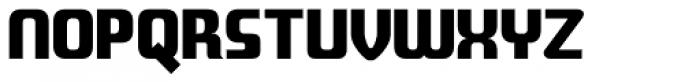 Walcott Gothic JF Hollywood Font LOWERCASE