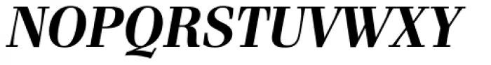 Waldorf Pro Bold Italic Font UPPERCASE