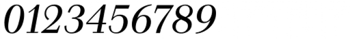 Waldorf Pro Italic Font OTHER CHARS