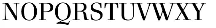Waldorf Pro Regular Font UPPERCASE