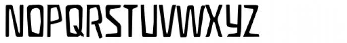 Waldorf Schmal Font UPPERCASE
