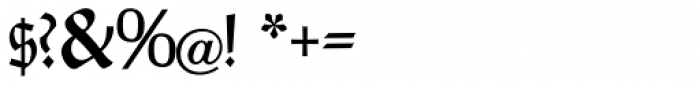 Wallau No2 Pro Font OTHER CHARS