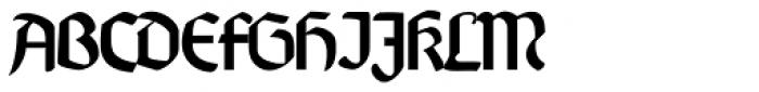 Wallau No2 Pro Font UPPERCASE