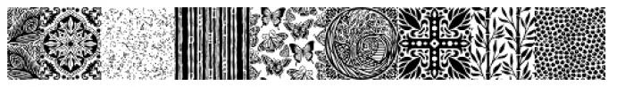 Wallflowers III Font LOWERCASE