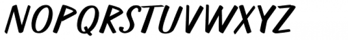 Walls Regular Font UPPERCASE