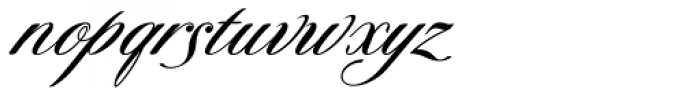 Wally Normal Font LOWERCASE
