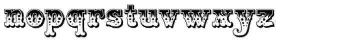 Wanderer Font LOWERCASE