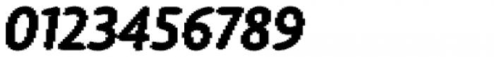 Warka blocks Font OTHER CHARS