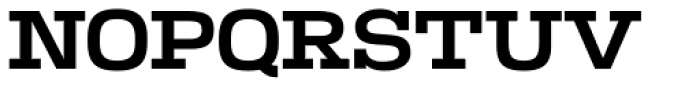 Warrior Bold Font UPPERCASE