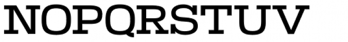 Warrior Medium Font LOWERCASE