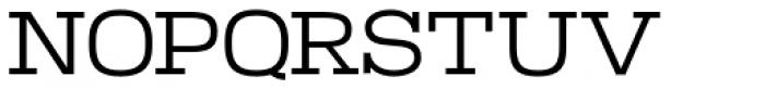Warrior Regular Font UPPERCASE