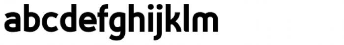 Wasabi Extra Bold Font LOWERCASE