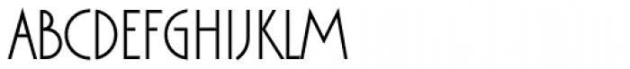 Washington Medium Font UPPERCASE